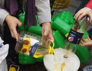 Ambiente, a Sorrento raccolti 250 litri di olio esausto