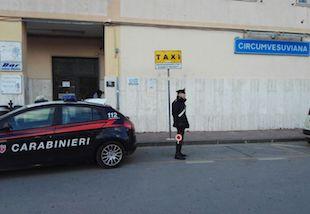 Rapina la biglietteria della stazione di Piano di Sorrento, arrestato
