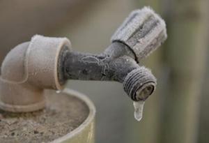 Gelo, i consigli di Gori per proteggere i contatori idrici