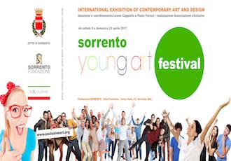 Da sabato Villa Fiorentino ospita il Sorrento Young Art Festival
