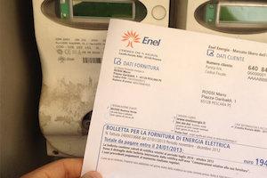 Truffa delle false bollette Enel in penisola sorrentina
