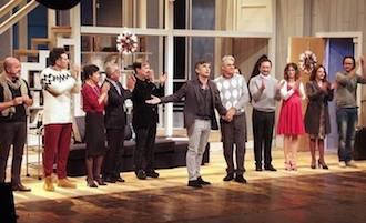 Al Teatro delle Rose in scena Biagio Izzo diretto da Salemme