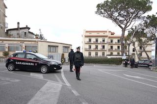 Rapinavano le ville  della costiera sorrentina, arrestati – video –