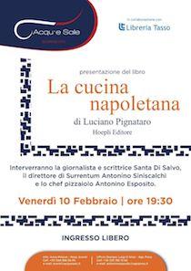 A Sorrento la presentazione del libro di Luciano Pignataro