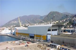 Fincantieri Castellammare, tornano al lavoro 19 addetti alle pulizie