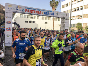 Domani si corre la Stabiaequa tra Castellammare e Vico Equense