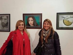 Successi per le artiste sorrentine Daniela Aprea e Simonetta Costagliola