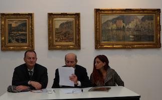 Inaugurata a Villa Fiorentino la mostra dedicata al Filosa