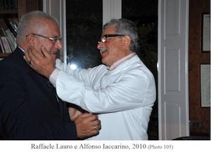 Il 10 luglio presentazione del libro di Lauro su Don Alfonso