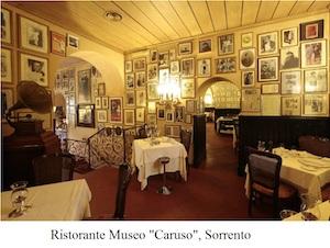 Sorrento ricorda il grande Enrico Caruso