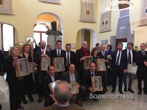 Sirena d'Oro, consegnati i premi (elenco dei premiati)