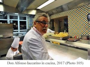 Romanzo sul Don Alfonso, intervista a Raffaele Lauro