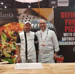 Sorrento e Catania protagoniste all'International Pizza Expo di Las Vegas