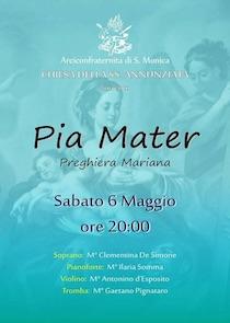 """Nella chiesa dell'Annunziata il concerto """"Pia Mater"""""""