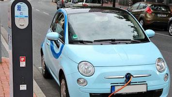 A Sorrento sosta gratis per le auto elettriche