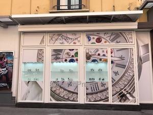 Tutto pronto per l'inaugurazione del negozio Capri Watch Sorrento – foto –