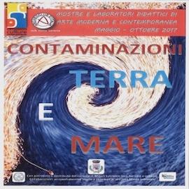 """L'archeoclub organizza la mostra """"Contaminazioni terra e mare"""""""