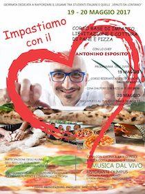 Integrazione, ragazzi italiani e stranieri a lezione di pizza
