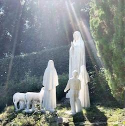 Al via a Sant'Agata le celebrazioni per i 100 anni delle apparizioni della Madonna a Fatima