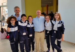 """Le ragazze del comprensivo """"Sorrento"""" vincono il Trofeo nazionale di scacchi"""