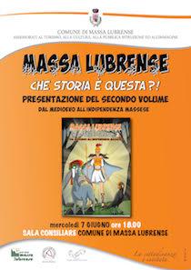 Si presenta il secondo fumetto sulla storia di Massa Lubrense