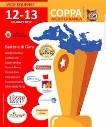 A Vico Equense la Coppa Mediterranea della pizza