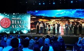 Premio Agnes di Sorrento 2019, ecco i vincitori