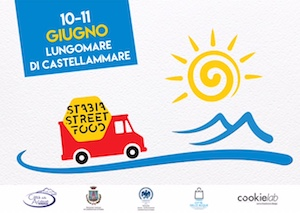 A Castellammare weekend con lo street food