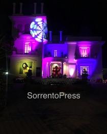 Serata di gala a Villa Fiorentino per 400 tour operator britannici – foto –