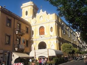 Festa del Carmine, varato un particolare piano traffico per il centro di Sorrento