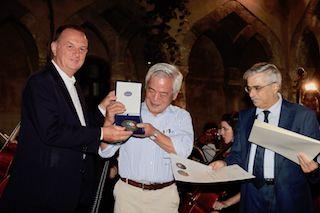 Masanori Aoyagi a Sorrento per il Torquato Tasso Award
