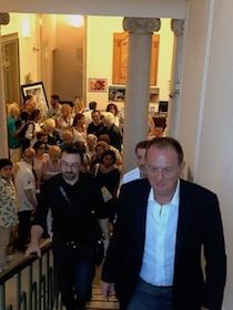 Sorrento: Accoglienza entusiastica per la mostra di Chagall – foto e video –