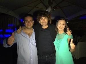 Alessandro Siani ospite della serata del FantaParadise