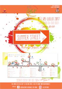 A Sant'Agata sui due Golfi la terza edizione del Summer Street