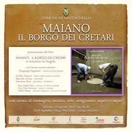 L'arte della creta a Maiano, domani un incontro a Sant'Agnello