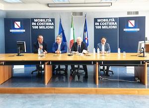 Progetti di mobilità sostenibile delle due costiere, siglato l'accordo