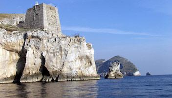 Al via il tour tra le aree marine protette della Campania