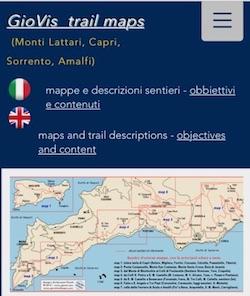 E' online il nuovo sito di Giovanni Visetti dedicato all'escursionismo