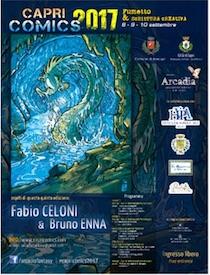 A Capri il weekend è dedicato ai fumetti