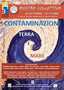 """A Massa Lubrense la collettiva """"Contaminazioni Terra e Mare"""""""