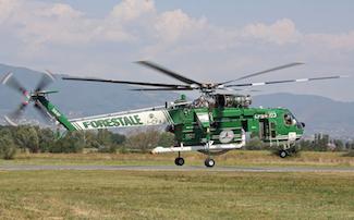 Domani controlli dei carabinieri nelle aree verdi per prevenire gli incendi