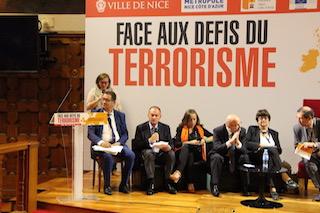 Sorrento al vertice europeo sulla sicurezza di Nizza