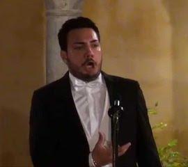 Il tenore Vincenzo Costanzo a Meta per celebrare Puccini