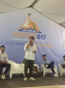 Le proposte di Michele Vitiello per i giovani al Forum del Centrodestra