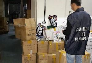 Halloween, 7mila articoli per bambini sequestrati tra Castellammare e la costiera