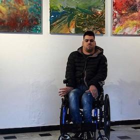 L'arte oltre l'handicap, mostra-convegno a Villa Fiorentino