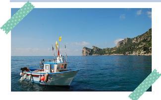 A Massa Lubrense merenda itinerante alla scoperta del mestiere del pescatore