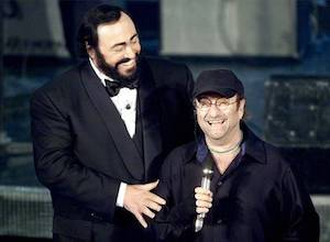 A Sorrento concerto-tributo a Luciano Pavarotti