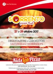 A Sorrento arriva il Pizza Fest