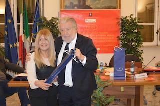 I vincitori del Premio Letterario Letizia Isaia